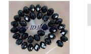 Black Gemstone Loose Beads