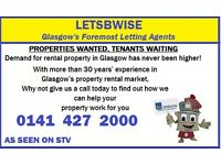 Residential property required - Tenants waiting