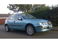 Rover 25 Impression S 1.4: great condition, good service history