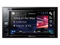 Car audio pioneer AVH-X2800BT double din