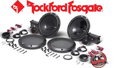 Rockford Fosgate P165-SE 2-Wege Lautsprecher System 16,5cm Punch