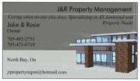 J& R Property Management & Janitorial Services