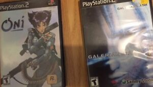 FOR SALE VARIOUS GAMES FOR DIFF SYSTEMS