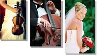 Getting married? - Live music adds that special touch