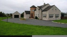 5/6 Detached House for Rent