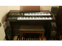 Roland at 15 organ