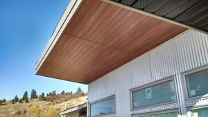 siding/soffit, molding, and vents