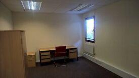 Alloa Office Space Available to Let: Office Room 29, Limetree House, Alloa, FK10 1EX