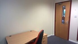 Alloa Office Space Available to Let: Office Room A, Limetree House, Alloa, FK10 1EX