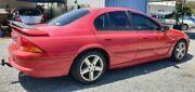 1998 Ford Falcon AU XR8 Red 4 Speed Automatic Sedan Mandurah Mandurah Area Preview