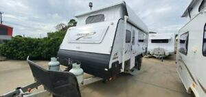 2018 Jayco Journey 17.58-3.OB.18JY Bakers Creek Mackay City Preview