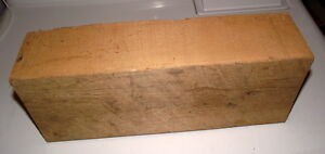 Nice Basswood carving block, no cracks or checks