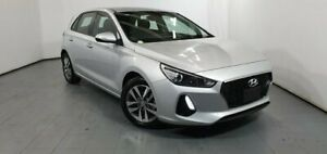 2018 Hyundai i30 PD2 MY18 Active Silver 6 Speed Sports Automatic Hatchback Elizabeth Playford Area Preview
