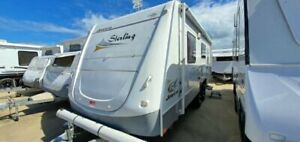 2009 Jayco Sterling 21.65-7 OB Bakers Creek Mackay City Preview