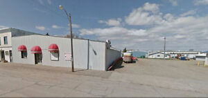 Multi-Use Commercial Building for Lease/Sale in Gull Lake, SK