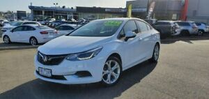2018 Holden Astra BL MY18 LT Heron White 6 Speed Sports Automatic Sedan Traralgon Latrobe Valley Preview