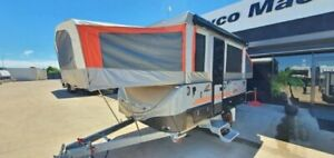 2021 Jayco Eagle OB.CP-MY20 1 AXLE Bakers Creek Mackay City Preview