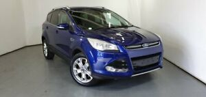 2014 Ford Kuga TF Trend AWD Blue 6 Speed Sports Automatic Wagon Elizabeth Playford Area Preview