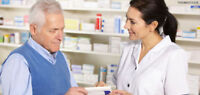 Pharmacy Assistant position in Collingwood