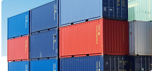Sea Can Shipping Storage 20 & 40 Container