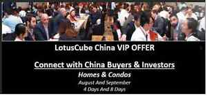 Connect with China Buyers Direct - Sell Homes And Condos