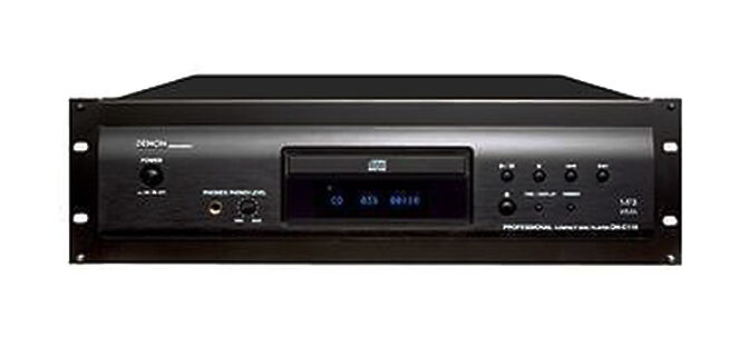 DNC 110P Denon Electronics Single Disc CD Player