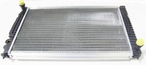 1997 1998 1999 2000 2001 2002 2003 BMW 5 SERIES COOLING RADIATOR