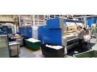 Warehouse Laundry Operative - No experience needed!!