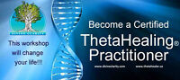 Become a Certified ThetaHealing® Practitioner!