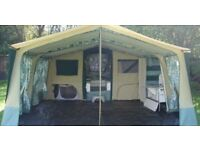 Conway Classic 8 berth trailer tent