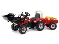 Brand new FALK Toy Tractors low prices