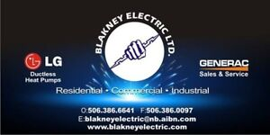Licensed Electrician or Block 3