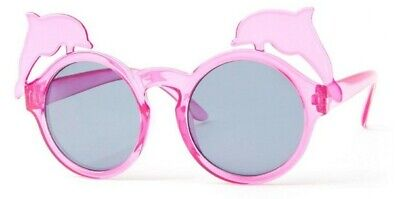 72% OFF - Girl's Pink Dolphin Sunglasses, New with (Dolphin With Sunglasses)