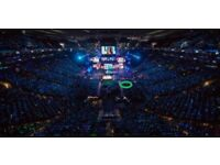 GAME OF THRONES - Live Concert Experience - Floor Seats x2