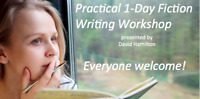 Practical One-Day Fiction Writing Workshop - Saturday Nov 4