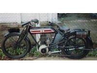 1917 ROVER MOTORBIKE 3.5hp WANTED ++++++++++++++++++++++++++++++++ 1917 ROVER MOTORBIKE 3.5hp WANTED
