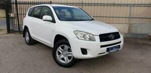 2010 Toyota RAV4 CV Automatic SUV Holden Hill Tea Tree Gully Area Preview