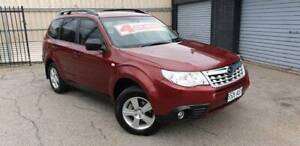 2012 Subaru Forester X LUXURY EDITION Automatic SUV Holden Hill Tea Tree Gully Area Preview