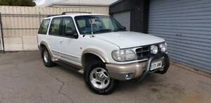 2000 Ford Explorer XLT Automatic SUV Holden Hill Tea Tree Gully Area Preview