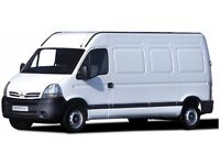 Van hire with driver - all jobs big and small nationwide coverage