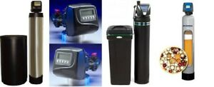 Water Softener Reverse Osmosis Iron Filter UV Systems