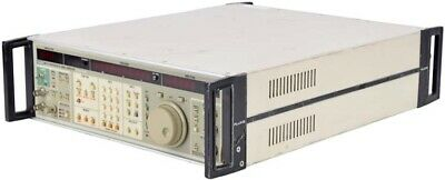 Fluke 6071a 200khz-1040mhz Ieee-488 Synthesized Rf Signal Generator Opt 130 830