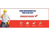 Full Handy-man Service 7days From a flat pack to a full refurbishment free quotes or hourly