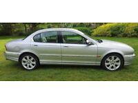 Wedding Car Hire Jaguar - Chauffeur Driven