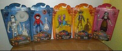 COCO Pixar muñecos disney Store