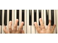 Piano lessons in Central Guildford with a professional pianist Royal Academy of Music graduate