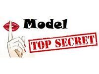 Model Top Secret 5000£ monthly