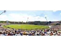 2 Silver Student Tickets for 2nd Semi Final ICC Champions Trophy