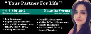 Life Insurance, Critical Illness and Disability