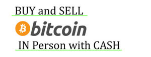 Buy/Sell Bitcoins (Large Amounts Only, Best rates in Canada)